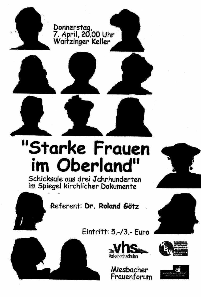 Unterlagen | Amnesty International - Gruppe Miesbach (1431)