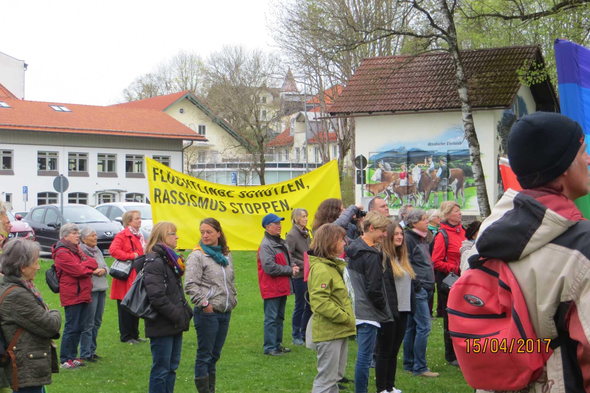 2017 – 45 Jahre Amnesty (Landkreis) Miesbach